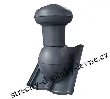 Ventilační komínek neizolovaný VIRTUM TYP 02 125