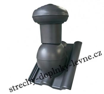 Ventilační komínek neizolovaný VIRTUM TYP 05 125