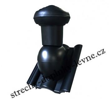 Ventilační komínek neizolovaný VIRTUM TYP 08 125