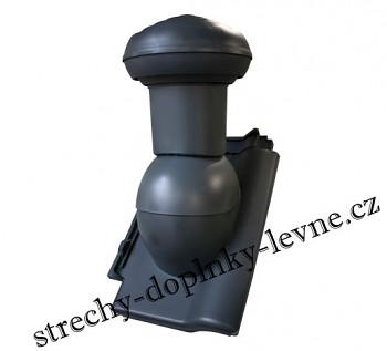 Ventilační komínek neizolovaný VIRTUM TYP 09 125
