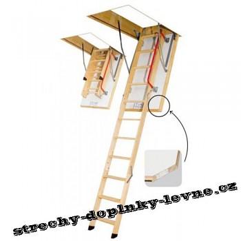 Fakro schody LTK ENERGY 70 x 120 cm