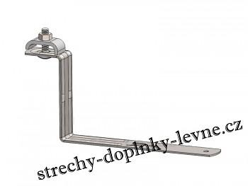 Podpěra vedení PV 22 a FeZn pod krytinu (šindel, eternit a tašky)